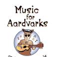 Music for Aardvarks Logo