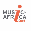 Music In Africa logo icon