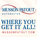 Musson Patout Used Cars New logo