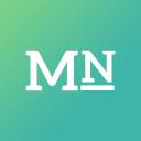 Mustang News logo icon