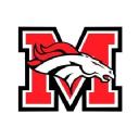 Mustang Elementary Empowering logo icon