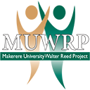 Makerere University Walter Reed Project logo