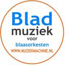 MUZIEKMACHINE.NL Bladmuziek voor blaasorkesten logo