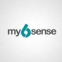 My6sense logo icon