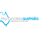 My Access Australia logo icon