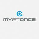 MyAtOnce logo