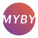 Mybymedia logo icon
