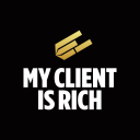 My Client Is Rich logo icon