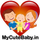 Mycutebaby logo icon
