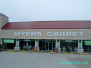 MYERS CARPET Company Logo