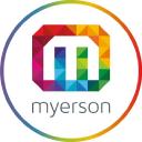 Myerson logo icon