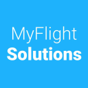 My Flight Solutions logo icon