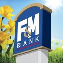 F&M Bank logo icon