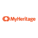 Logo for MyHeritage