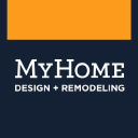 My Home Design + Remodeling logo icon