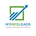 My Med Leads logo icon