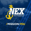 Navy Exchange Services (NEX) logo