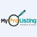 My Pro Listing logo icon