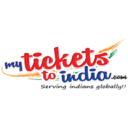 Myticketstoindia logo icon