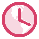 My Time Zone logo icon