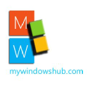 My Windows Hub logo icon