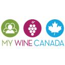 My Wine Canada logo icon