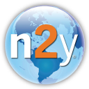 N2y logo icon