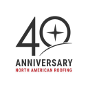 North American Roofing logo icon