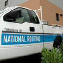 National Roofing Company logo