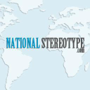 National Stereotype logo icon