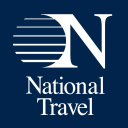 National Travel logo icon