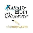 Navajo-Hopi Observer logo