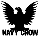Navy Crow logo