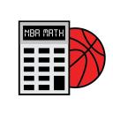 Nba Math logo icon