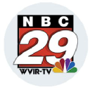 Nbc29 Wvir Tv logo icon