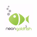 Neon Goldfish Marketing Solutions logo
