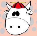 Nerdy Cow logo
