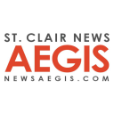 St. Clair News-Aegis logo