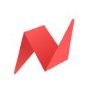 Company logo News Break