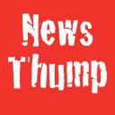 News Thump logo icon