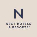 Next® Hotels logo icon