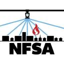 National Fire Sprinkler Association logo icon