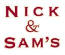 Nick & Sam's logo icon