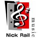 Nick Rail Music logo