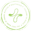 Nightingale Nurses Company Logo