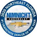 Nimnicht Chevrolet Company Logo