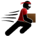 Ninja Movers logo