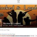 Nocked & Loaded logo
