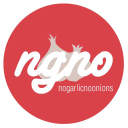 No Garlic No Onions logo icon