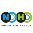 No Ho Arts District logo icon